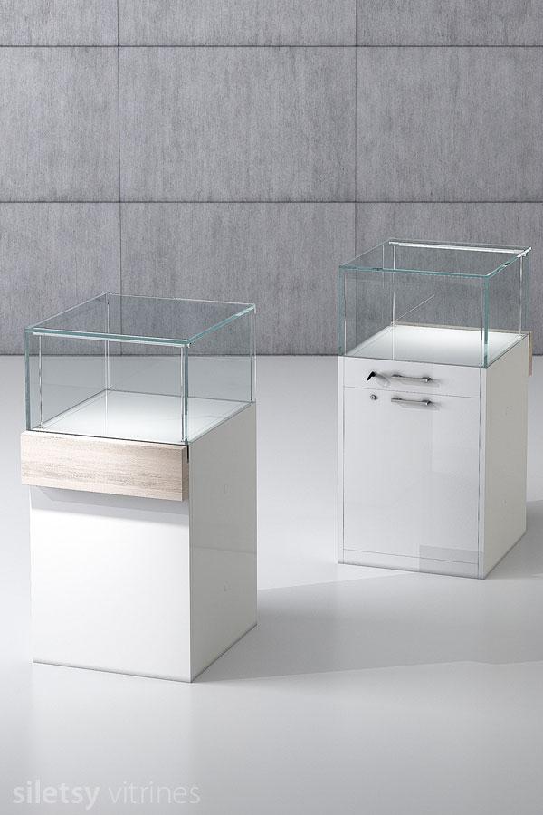 Vitrine-toonbank ML01 50x53x100cm