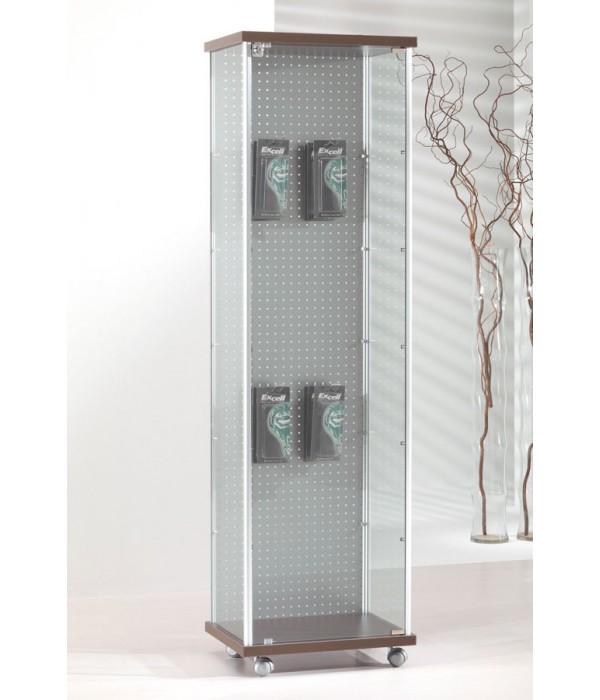 Vitrinekast TK53/BL 53x39x183cm