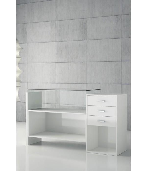 Toonbank 164x43/60x9095cm