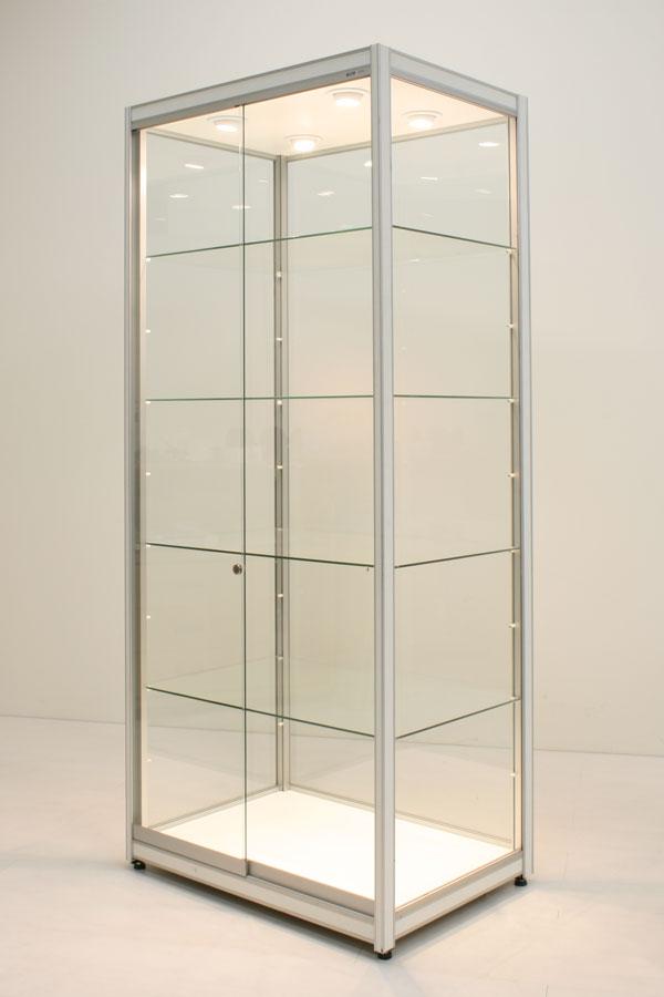 Huur van vitrine FX-11 83x60x200cm