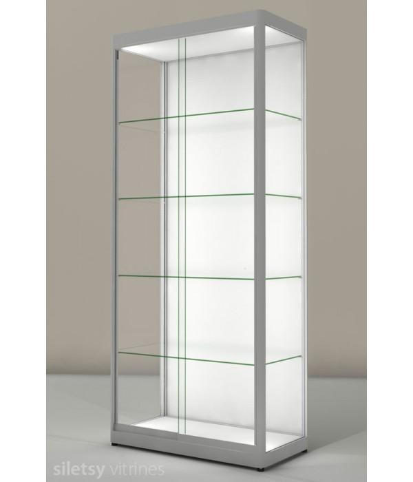 LED-vitrine PR-10/L 86x44x198cm