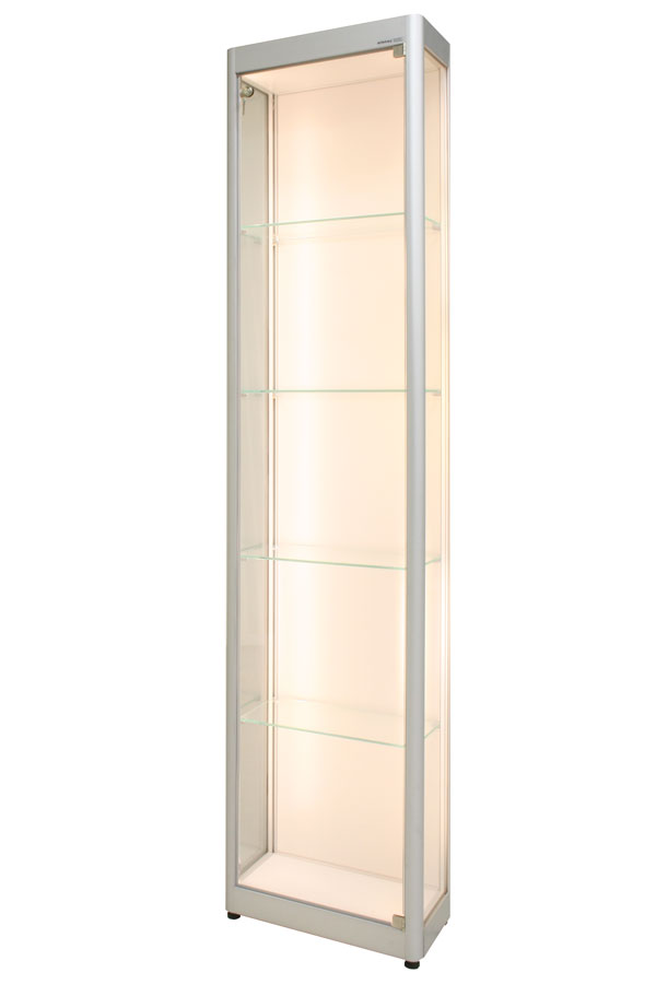 LED-vitrine PR-01/L 45x24x198cm
