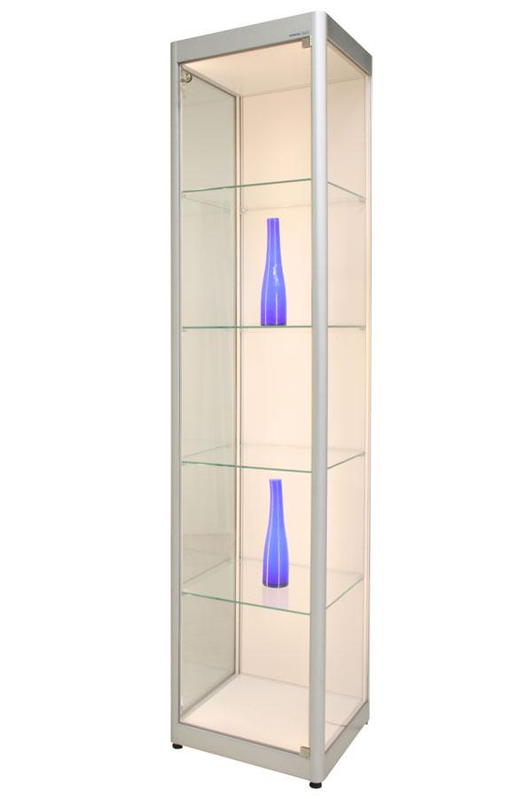 LED-vitrine PR-03/L 45x44x198cm