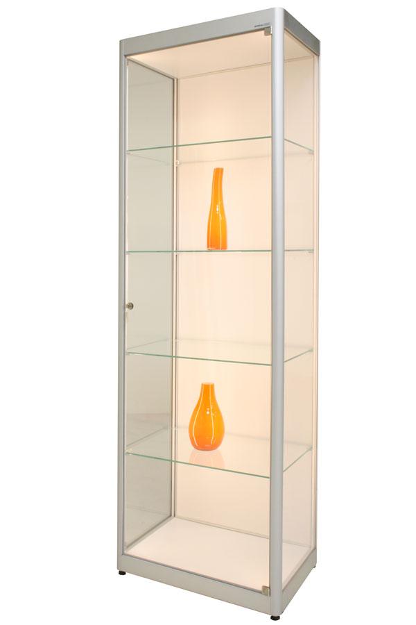 LED-vitrine PR-06/L 62x44x198cm