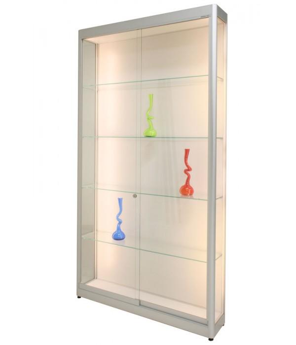 LED-vitrine PR-12/L 103x24x198cm