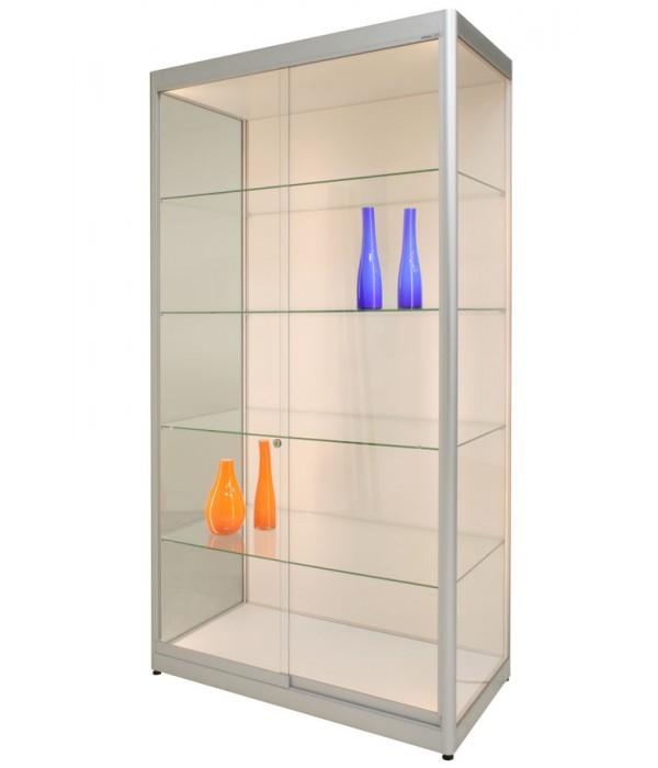 LED-vitrine PR-15/L 103x56x198cm