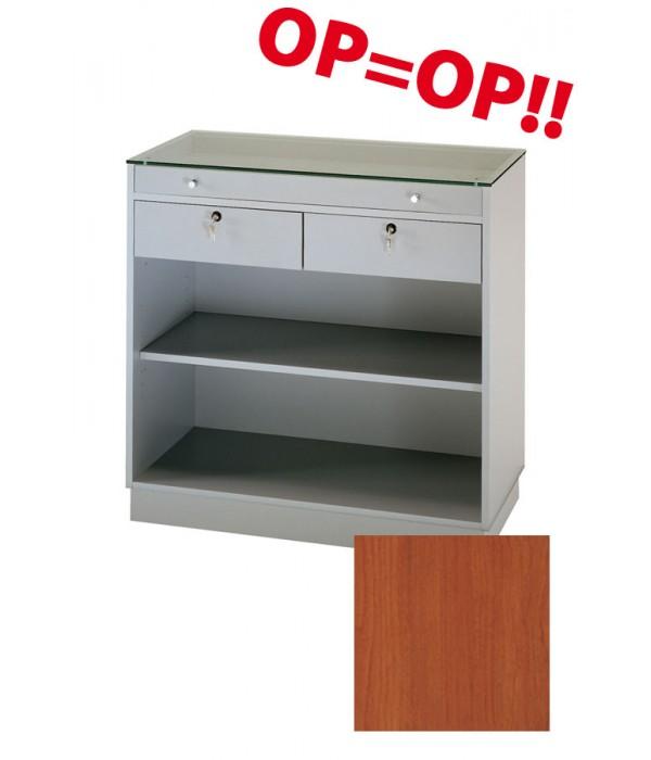 Toonbank 88x46x90cm Kersen OP=OP