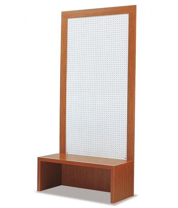 Perfo-display 100x46x216cm
