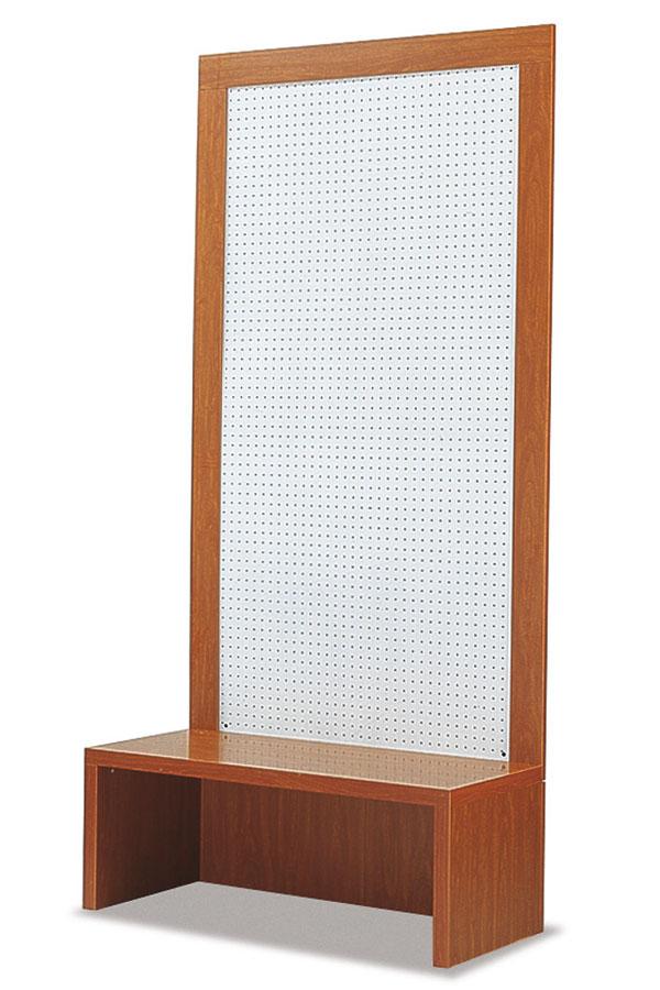 Perfo-display 100x46x216cm