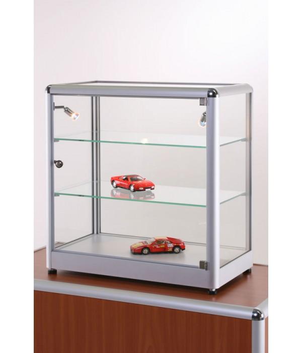 Premium Mini-vitrine 62x24x65cm