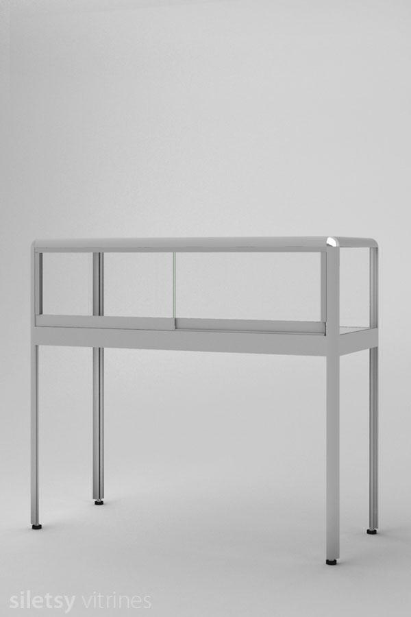 Tafelvitrine PR-115/T 103x56x93cm