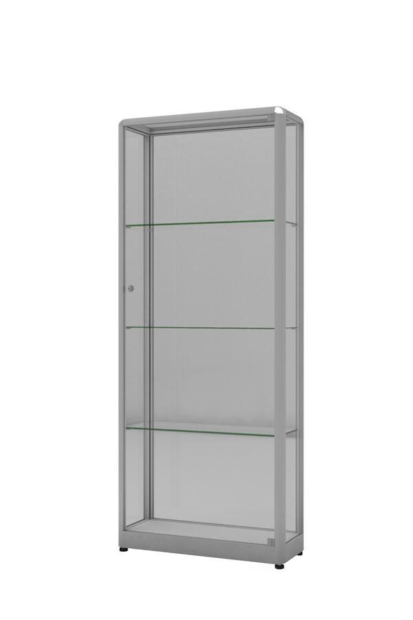 Vitrinekast PR-504/A 62x17x151cm